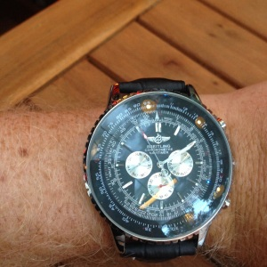 My new Breitling!