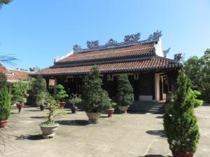 A beautiful Buddhist temple
