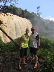 The Elephant Waterfalls