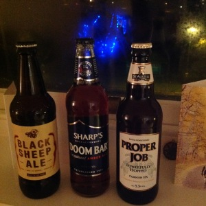 Beers of the day!